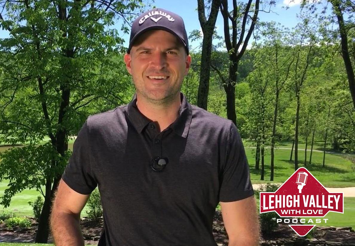 Lehigh Valley With Love Episode 56 Internet Golf Sensation Eric Cogorno
